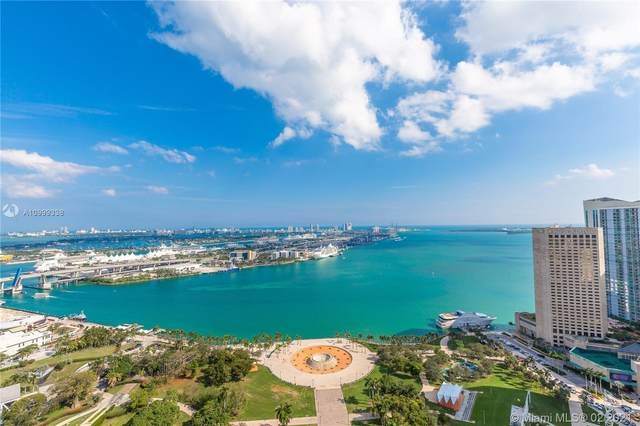50 Biscayne Blvd #3810, Miami, FL 33132 (MLS #A10999338) :: Podium Realty Group Inc