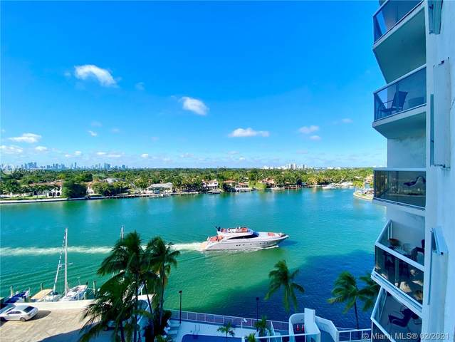 5880 Collins Ave #901, Miami Beach, FL 33140 (MLS #A10999374) :: The Teri Arbogast Team at Keller Williams Partners SW