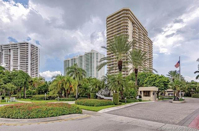 20191 E Country Club Dr #2403, Aventura, FL 33180 (MLS #A10999383) :: KBiscayne Realty