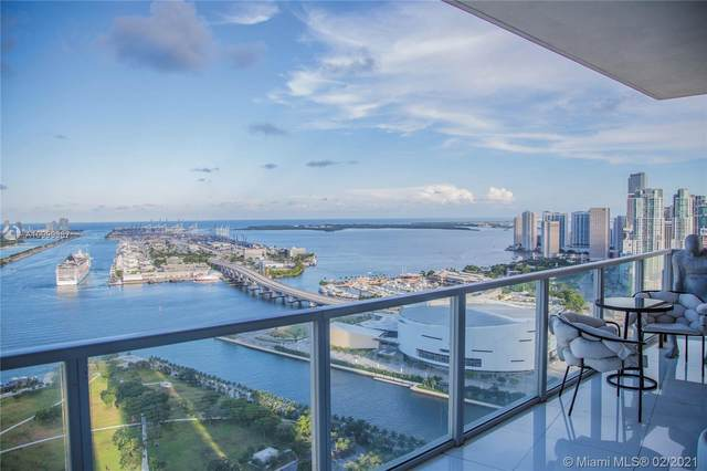 1100 Biscayne Blvd #4201, Miami, FL 33132 (MLS #A10999387) :: Green Realty Properties