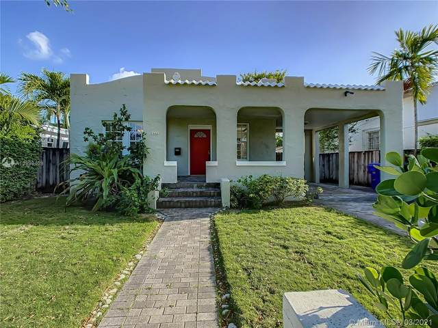 1462 SW 16th St, Miami, FL 33145 (MLS #A10999403) :: The Jack Coden Group