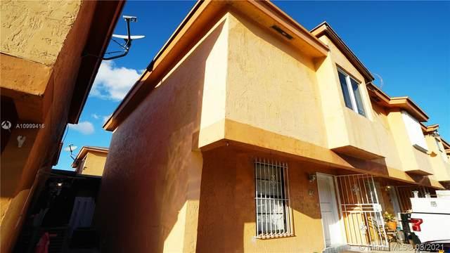 1701 W 42nd Pl #45, Hialeah, FL 33012 (MLS #A10999416) :: ONE | Sotheby's International Realty