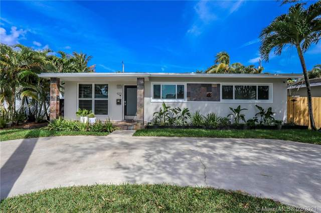 923 N 14th Ave, Hollywood, FL 33020 (MLS #A10999467) :: Re/Max PowerPro Realty