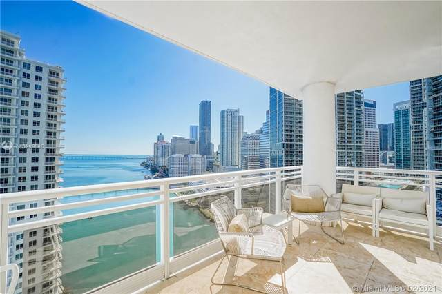 901 Brickell Key Blvd #2204, Miami, FL 33131 (MLS #A10999585) :: Jo-Ann Forster Team