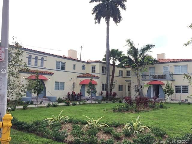 1450 Meridian Ave #102, Miami Beach, FL 33139 (#A10999608) :: Posh Properties