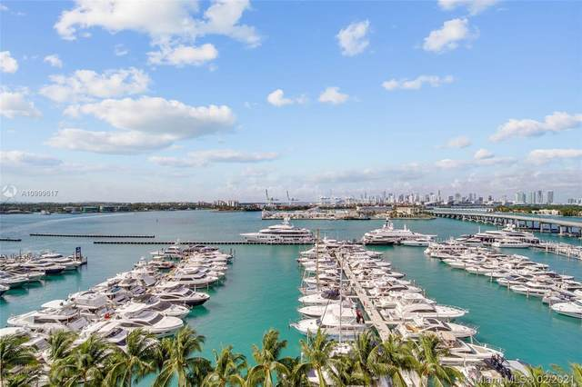 400 Alton Rd #1003, Miami Beach, FL 33139 (MLS #A10999617) :: KBiscayne Realty