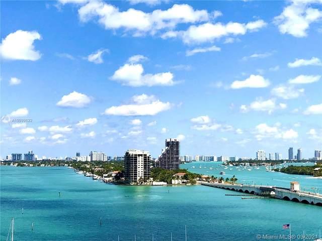 1717 N Bayshore Dr A1131, Miami, FL 33132 (MLS #A10999622) :: The Riley Smith Group