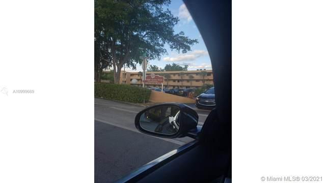 8415 SW 107th Ave 261W, Miami, FL 33173 (MLS #A10999669) :: The Riley Smith Group