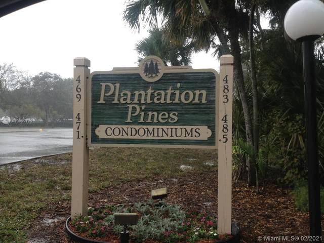 469 N Pine Island Rd B202, Plantation, FL 33324 (MLS #A10999729) :: The Riley Smith Group