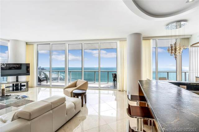 100 S Pointe Drive #3806, Miami Beach, FL 33139 (MLS #A10999767) :: Green Realty Properties