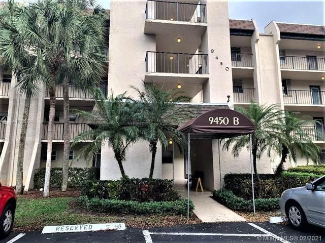 9450 Poinciana Pl #317, Davie, FL 33324 (MLS #A10999794) :: Berkshire Hathaway HomeServices EWM Realty