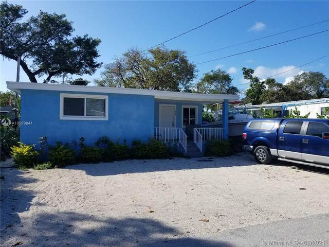 11 Judy Pl, Key Largo, FL 33037 (MLS #A10999841) :: The Riley Smith Group