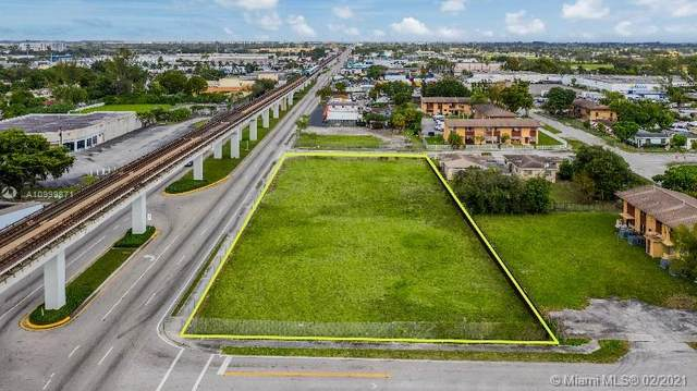 6611 NW 27th Ave, Miami, FL 33147 (MLS #A10999871) :: The Teri Arbogast Team at Keller Williams Partners SW