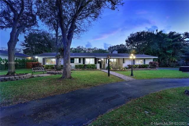 7820 SW 122 St, Pinecrest, FL 33156 (MLS #A10999876) :: Prestige Realty Group
