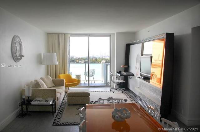 1100 West Ave #1116, Miami Beach, FL 33139 (MLS #A10999937) :: Green Realty Properties