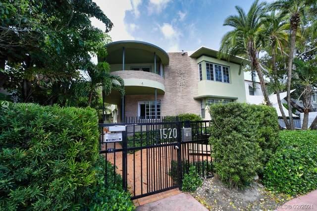 1520 Euclid Ave #4, Miami Beach, FL 33139 (MLS #A10999966) :: The Riley Smith Group