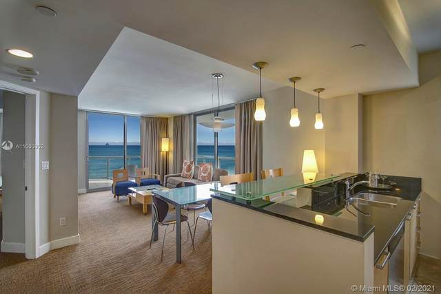 18683 Collins Ave #2401, Sunny Isles Beach, FL 33160 (MLS #A11000002) :: The Riley Smith Group