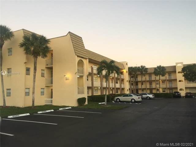 8325 Sunrise Lakes Blvd #105, Sunrise, FL 33322 (MLS #A11000076) :: KBiscayne Realty