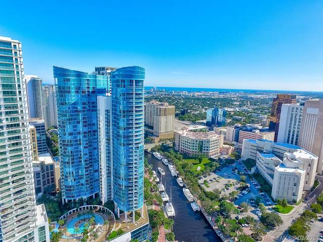 333 Las Olas Way #4103, Fort Lauderdale, FL 33301 (MLS #A11000184) :: The Riley Smith Group