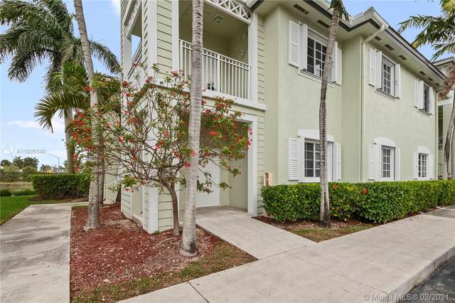 2641 NE 4th St #101, Homestead, FL 33033 (MLS #A11000340) :: Search Broward Real Estate Team
