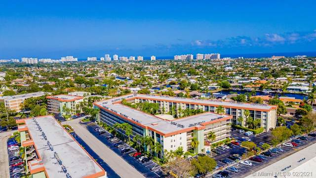 5300 NE 24th Ter 232C, Fort Lauderdale, FL 33308 (MLS #A11000384) :: Douglas Elliman