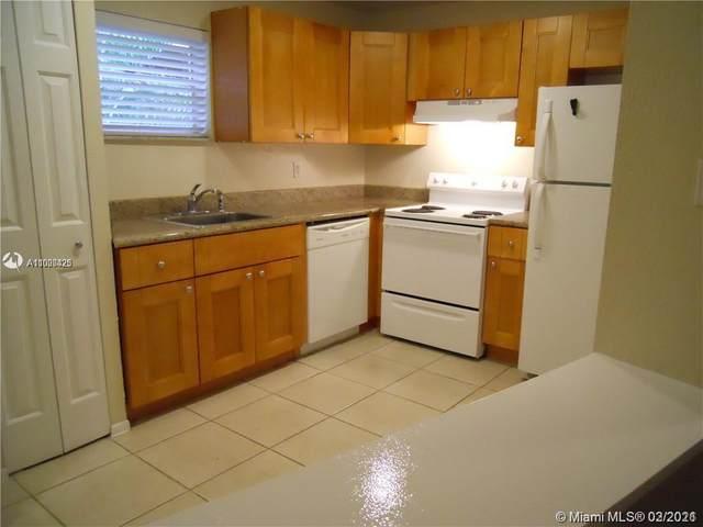 4205 N University Dr #214, Sunrise, FL 33351 (MLS #A11000425) :: Berkshire Hathaway HomeServices EWM Realty