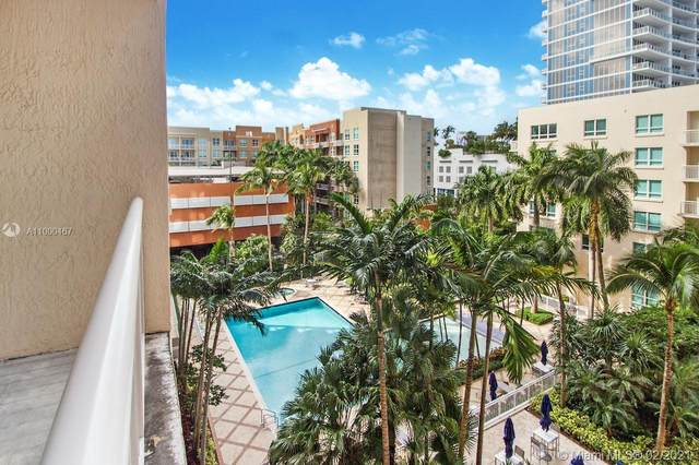 2000 N Bayshore Dr #507, Miami, FL 33137 (MLS #A11000467) :: The Teri Arbogast Team at Keller Williams Partners SW