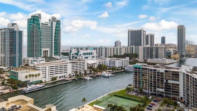 400 Leslie Dr #202, Hallandale Beach, FL 33009 (MLS #A11000500) :: Green Realty Properties