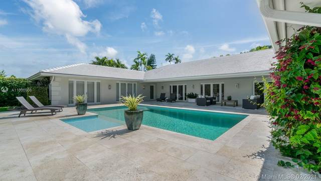 4722 Granada Blvd, Coral Gables, FL 33146 (MLS #A11000506) :: The Riley Smith Group