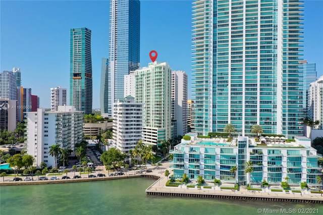 218 SE 14th St #1404, Miami, FL 33131 (MLS #A11000508) :: Jo-Ann Forster Team