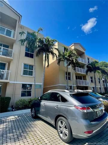 619 E Sheridan St #406, Dania Beach, FL 33004 (MLS #A11000590) :: Douglas Elliman