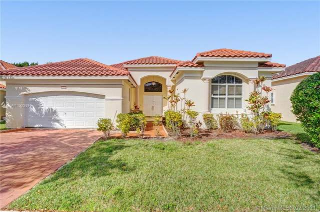 3682 SW 161st Ter, Miramar, FL 33027 (MLS #A11000696) :: The Riley Smith Group