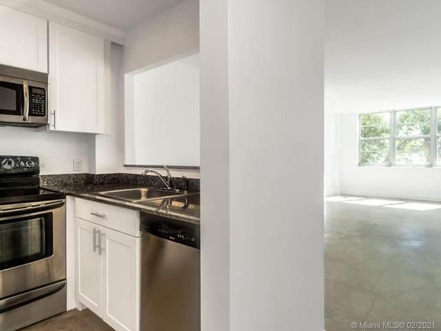 1020 Meridian Ave #303, Miami Beach, FL 33139 (MLS #A11000740) :: Green Realty Properties