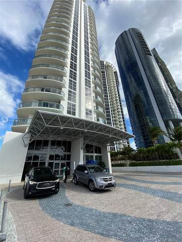 18683 Collins Ave #2106, Sunny Isles Beach, FL 33160 (MLS #A11000784) :: The Riley Smith Group