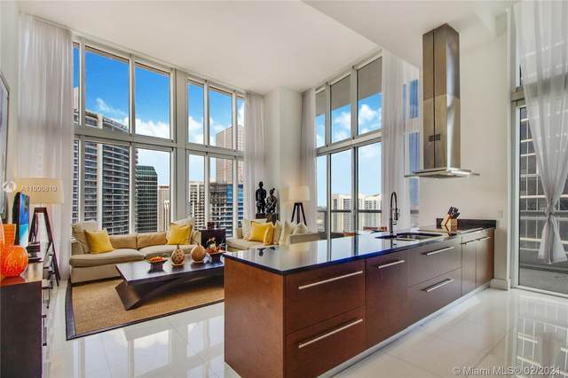 485 Brickell Ave #4002, Miami, FL 33131 (MLS #A11000810) :: ONE   Sotheby's International Realty
