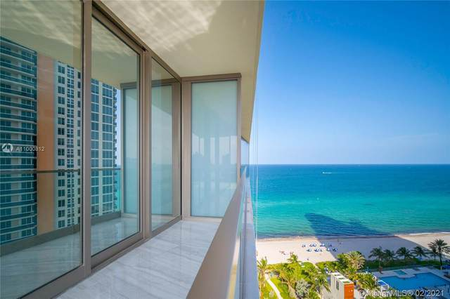 18975 Collins Ave #1405, Sunny Isles Beach, FL 33160 (MLS #A11000812) :: Prestige Realty Group
