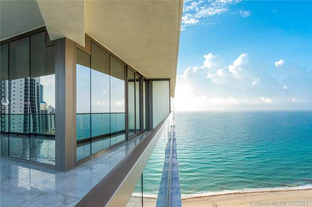 18975 Collins Ave #2105, Sunny Isles Beach, FL 33160 (MLS #A11000906) :: KBiscayne Realty