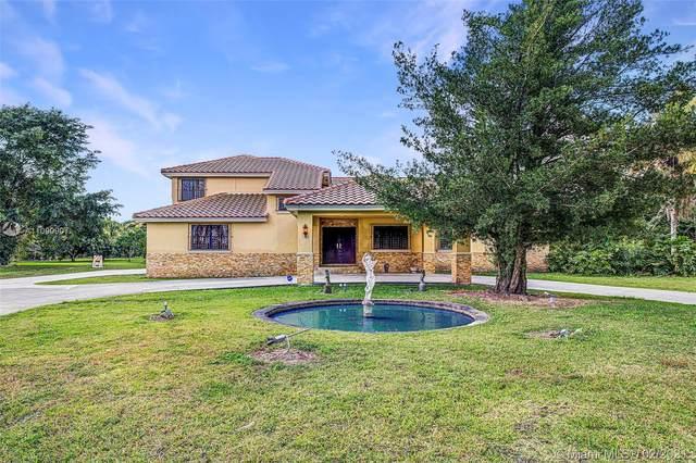 17190 SW 160th St, Miami, FL 33187 (MLS #A11000907) :: Berkshire Hathaway HomeServices EWM Realty