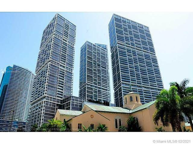 485 Brickell Ave #4001, Miami, FL 33131 (MLS #A11001011) :: KBiscayne Realty