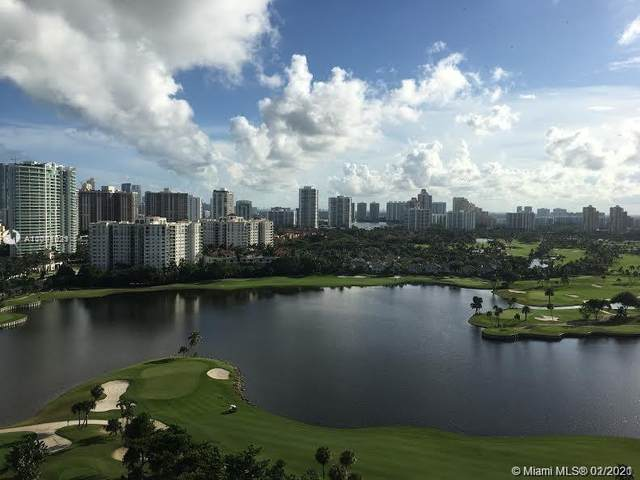 3675 N Country Club Dr #2305, Aventura, FL 33180 (MLS #A11001021) :: The Riley Smith Group
