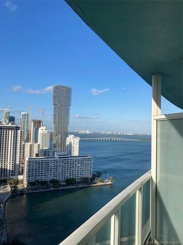 1900 N Bayshore Dr #2810, Miami, FL 33132 (MLS #A11001062) :: Carole Smith Real Estate Team