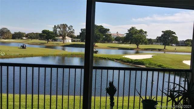 3150 W Rolling Hills Cir #203, Davie, FL 33328 (MLS #A11001092) :: Berkshire Hathaway HomeServices EWM Realty