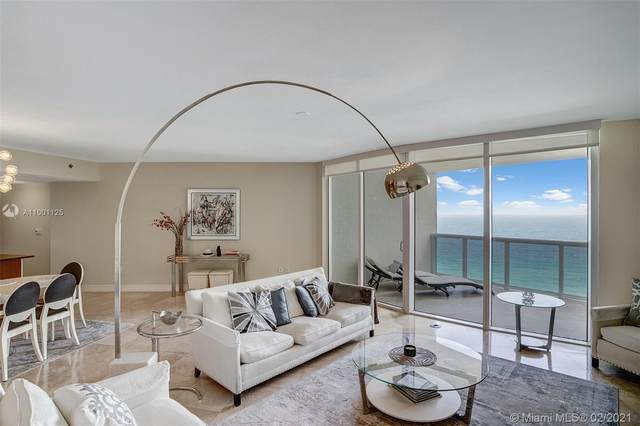 17201 Collins Ave #1604, Sunny Isles Beach, FL 33160 (MLS #A11001125) :: The Teri Arbogast Team at Keller Williams Partners SW
