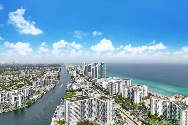 4010 S Ocean Dr T4101, Hollywood, FL 33019 (MLS #A11001127) :: Douglas Elliman