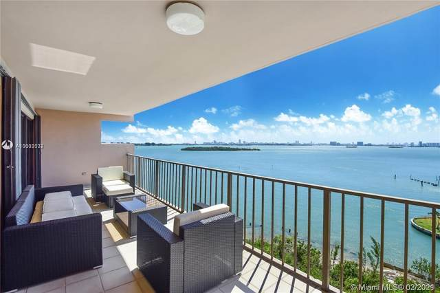 1800 NE 114th St #706, North Miami, FL 33181 (MLS #A11001132) :: The Teri Arbogast Team at Keller Williams Partners SW