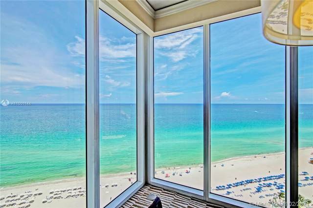 18001 Collins Ave #1909, Sunny Isles Beach, FL 33160 (MLS #A11001144) :: The Teri Arbogast Team at Keller Williams Partners SW