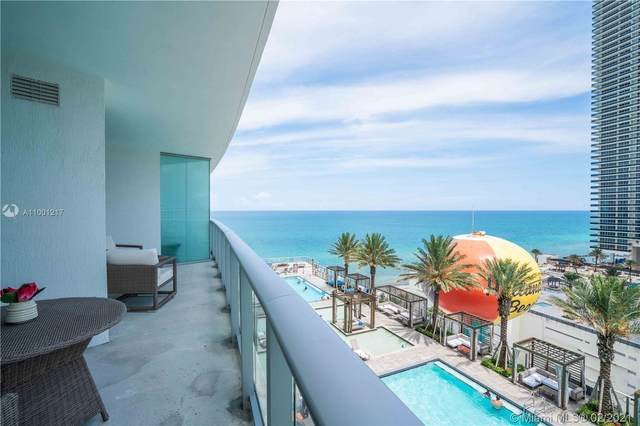 4111 S Ocean Dr #1109, Hollywood, FL 33019 (MLS #A11001217) :: Search Broward Real Estate Team