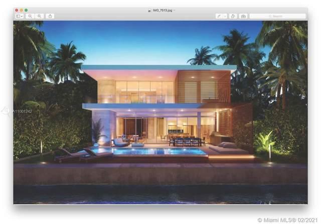 1630 S Treasure Dr, North Bay Village, FL 33141 (MLS #A11001242) :: Carlos + Ellen