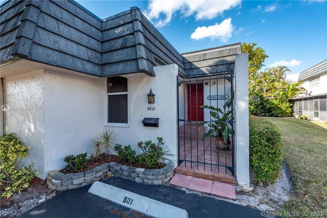 6821 NW 4th Ct #601, Plantation, FL 33317 (MLS #A11001254) :: The Teri Arbogast Team at Keller Williams Partners SW