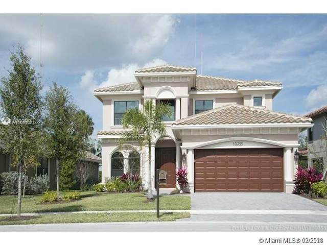 10355 Cameilla St, Parkland, FL 33076 (MLS #A11001271) :: GK Realty Group LLC